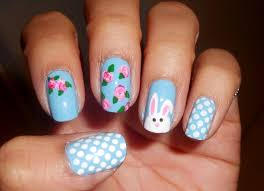 25 adorable easter nail art ideas world inside pictures