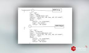 android json json parsing in android using android studio mobilesiri