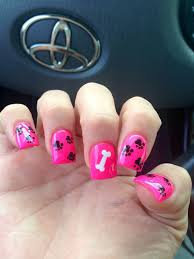 top 25 best paw print nails ideas on pinterest dog nails paw