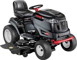 john deere d105 vs troy bilt super bronco xp lawn tractor lawn