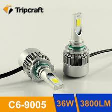 car led lights for sale promotion sale 36w led l car led headlight c6 9005 9006
