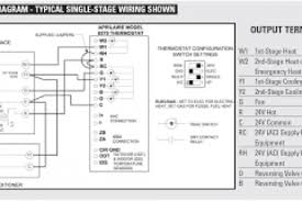 thermostat wiring diagram color wiring diagram