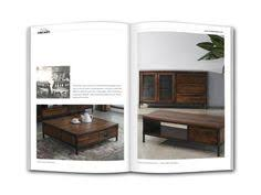 Office Furniture Brochure by Furniture Catalogue And Brochure Design Example