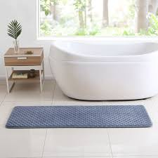 Bathroom Rug Runner Vcny Home Joplin 20x60 Memory Foam Bath Rug Runner Free Shipping