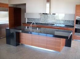 1000 Ideas About Black Granite Countertops On Pinterest by Excellent Design Ideas Black Kitchen Countertops Nice Decoration