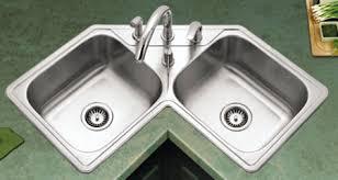 Amusing Corner Undermount Kitchen Sinks NVXInpL SY Jpg - Corner undermount kitchen sink