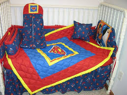 Batman Baby Crib Bedding Set Baby Bedding Baby And Nursery Furnitures