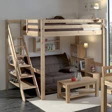 lit mezzanine canape 10 façons d optimiser l espace avec les lits mezzanine