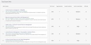 Hr Audit Report Template Seo Competitor Analysis Sneaky Ways To Spy On Competitor Seo