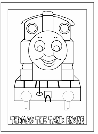 coloring pages thomas friends color train coloring