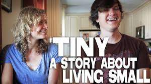 tiny a story about living small by merete mueller u0026 christopher