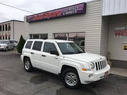 white jeep patriot 2008 used inventory lakeshore auto sales in tilbury on