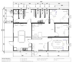 office floor plan modern executive office furniture small home