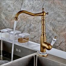 Tall Kitchen Faucets Popular Brass Bronze Kitchen Faucet Buy Cheap Brass Bronze Kitchen