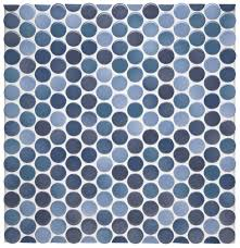 penny tile u2014 kitchen collections waterworks backsplash tile