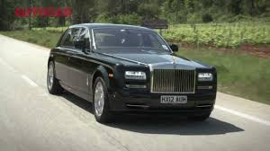 roll royce roce rolls royce phantom video review autocar co uk youtube