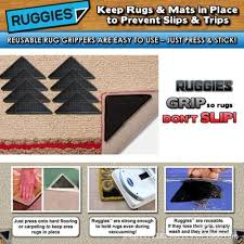 Keep Rug In Place Reusable Non Slip Washable Mat Rug Carpet Gripper Stopper