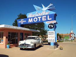Classic Motel 6 Route 66 Tips Roadtrip Planning Blogging The Road