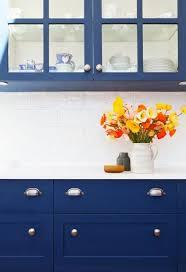 Cobalt Blue Kitchen Cabinets Blue Kitchen Cabinets Contemporary Kitchen Arent Pyke