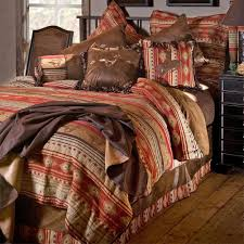Rustic Bedroom Set With Cross Amarillo Praying Cowboy Bedding Collection Cabin Place