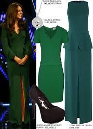 copy kate middleton u0027s green dress from bbc sports awards fashion