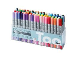 buy copic ciao set of 72 online at modulor