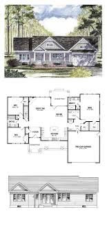 2 house blueprints ranch house plan 94182 total living area 1720 sq ft 3