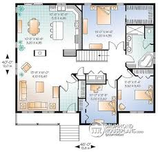 2 master bedroom house plans house plan w2185 v1 detail from drummondhouseplans