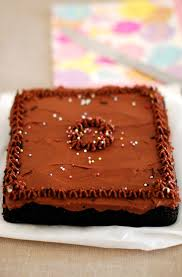 recipe of eggless moist chocolate cake with step by step pictures