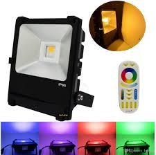 35w milight led floodlights rgbww multicolor waterproof ip65