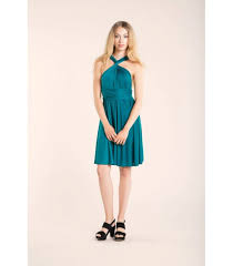 teal bridesmaid dresses teal infinity bridesmaid dress gala essential mimetikbcn