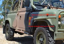 modified land rover land rover series and perentie kangaroo logo marc lane u0027s blog