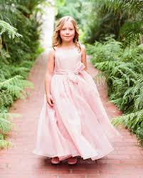 the best dressed flower girls from real weddings martha stewart