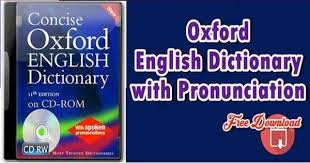 oxford english dictionary free download full version pdf free download oxford english dictionary with pronunciation pdf
