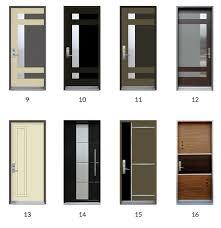 modern door delco windows doors toronto modern contemporary doors