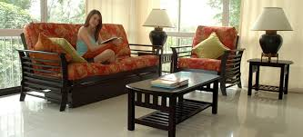 floor sample dio java full size futon frame by lifestyle solutions