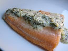 cuisiner filet de truite filet de truite saumonée à l oseille la ronde des délices