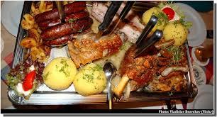 la cuisine allemande généreuse et conviviale guide allemagne