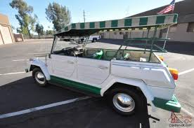1974 volkswagen thing vw acapulco thing original condition no rust or restoration l k rare