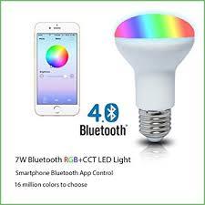 Changing Color Light Bulbs Lighting Zhma Rgb Led Flood Light50w 16 Colors Lights 4