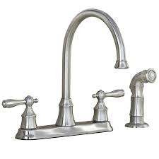 decor endearing stainless kitchen faucets at lowes for your