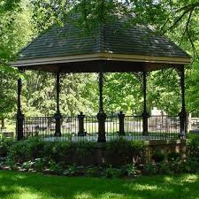 willow gazebo willow park parks 1402 willow ave highlands cherokee