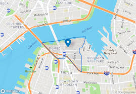 Map Sliding Thought Blog by Streeteasy Bridge No 50 At 50 Bridge Street In Dumbo 412