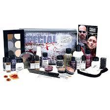 special fx makeup mehron special fx makeup kit ready cosmetics