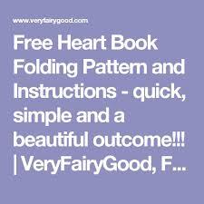 271 best folded books images on pinterest folded book art book