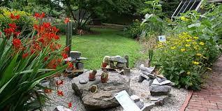 small rock garden ideas 600x300 extraordinary garden ideas