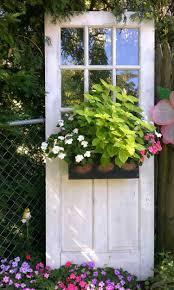 deco entree exterieur décoration jardin pas chère en 30 objets de style shabby chic ou