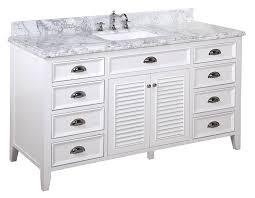 60 inch vanity no top bathroom vanity mirror cabinet combo
