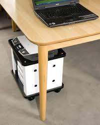 Under Desk Printer Stand With Wheels Desk Under Desk Printer Stand Ikea Under Desk Printer Stand