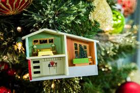 hallmark keepsake ornament reveal split level home home